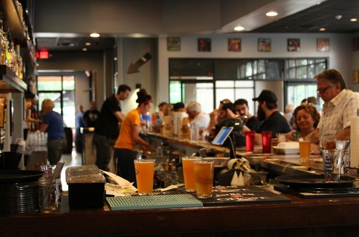 Bar - Dyer | DOC's Smokehouse and Craft Bar