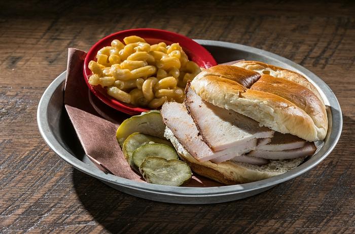 Turkey Sandwich | DOC's Smokehouse and Craft Bar