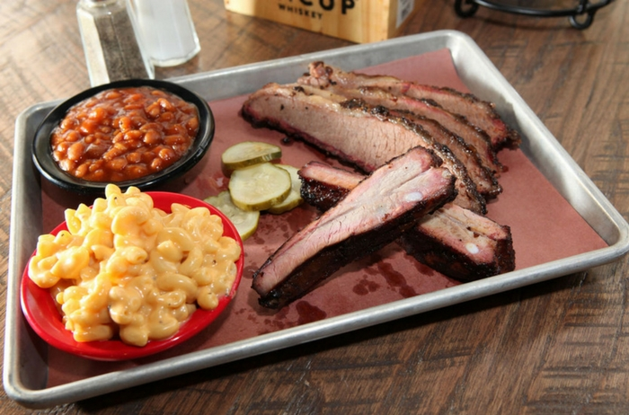 Brisket and Ribs | DOC's Smokehouse Mokena