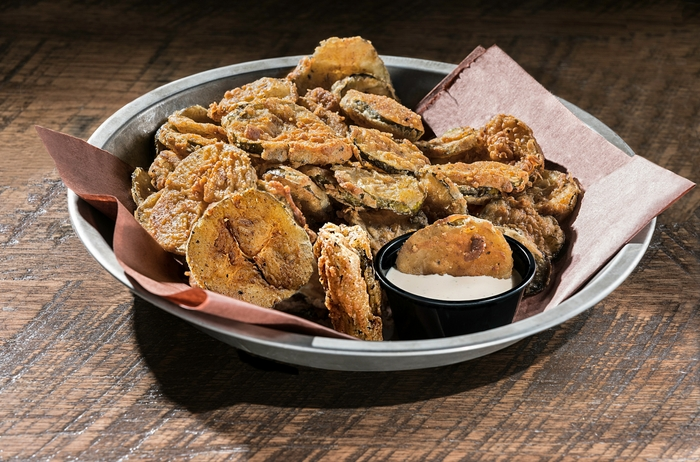 Fried Pickles | DOC's Smokehouse Mokena