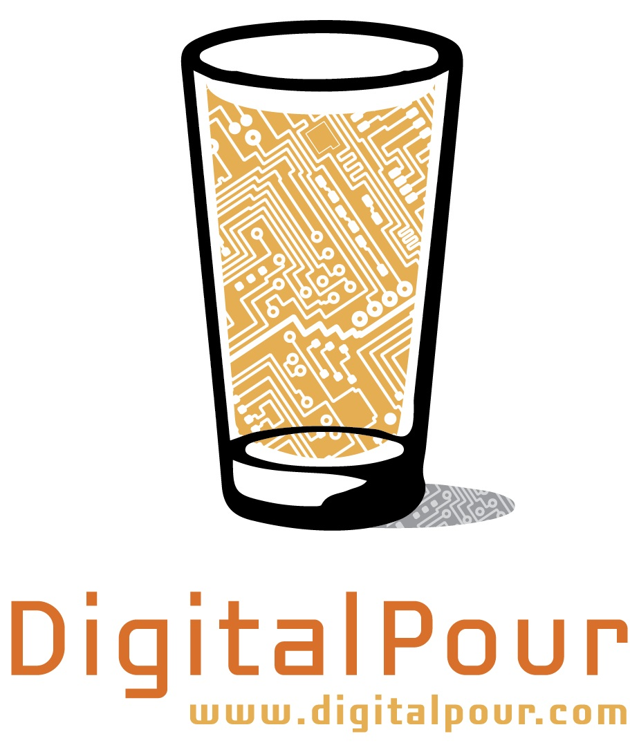 Digital Pour App Logo