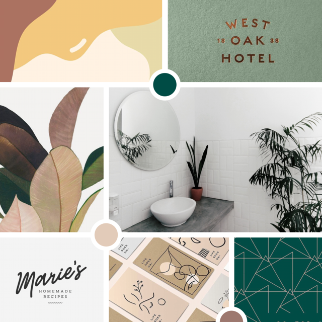 Moodboards - one of my favorite ways to use Over.