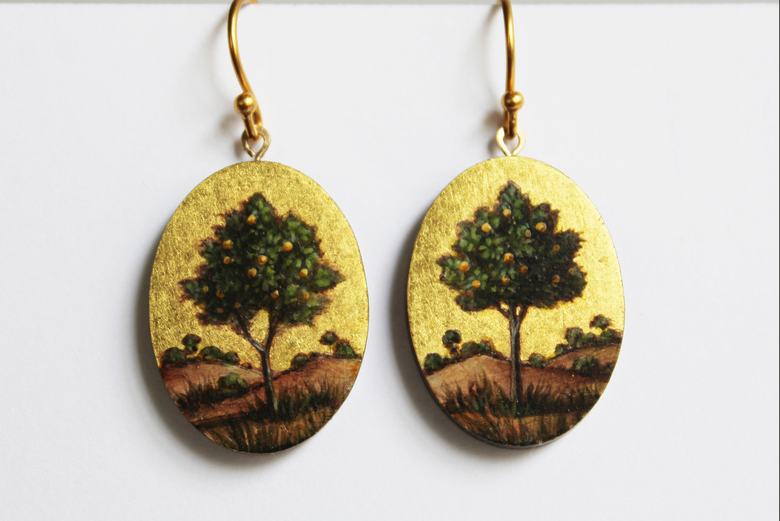 Lemon Tree Earrings