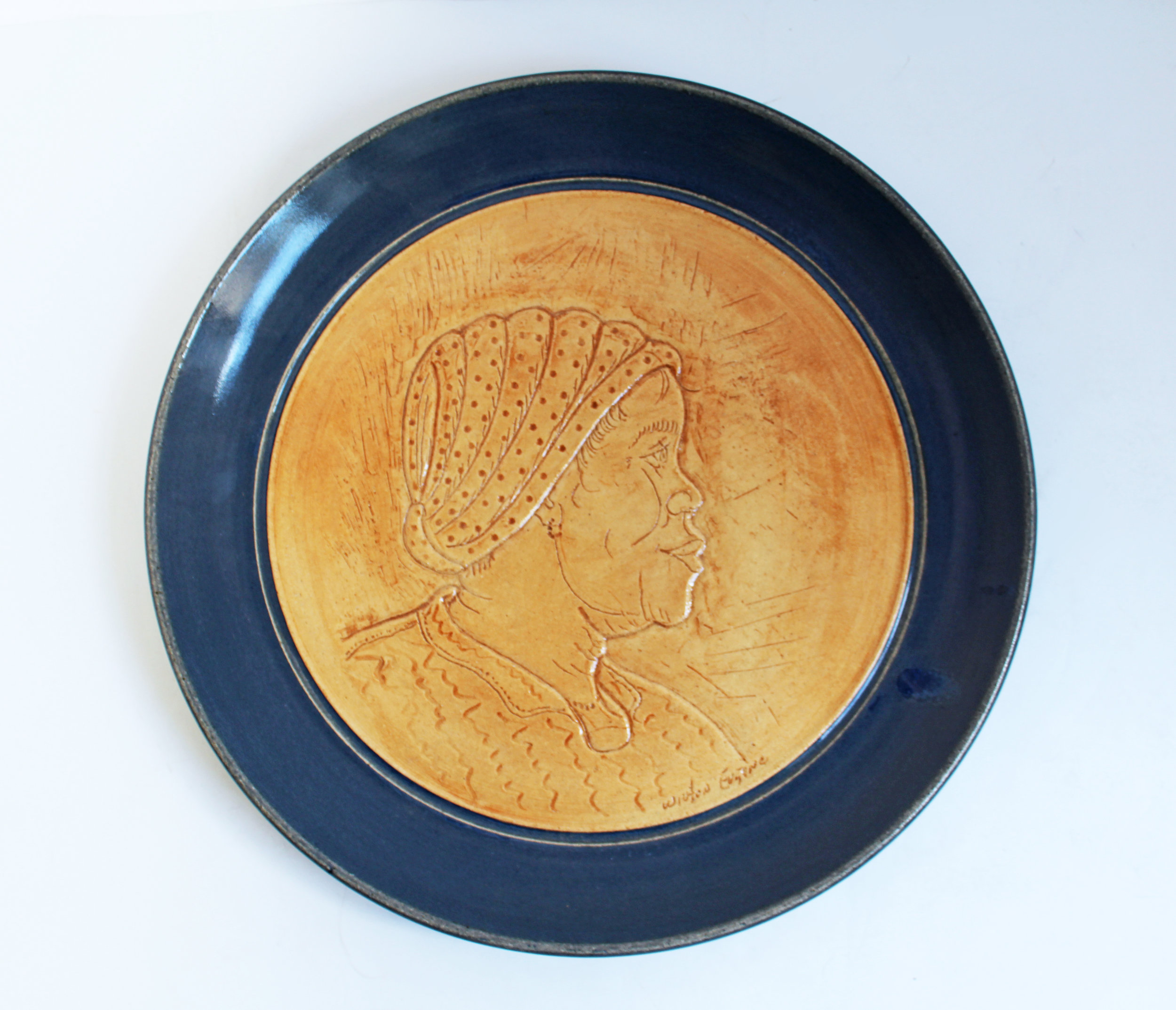 Etched Face Plate