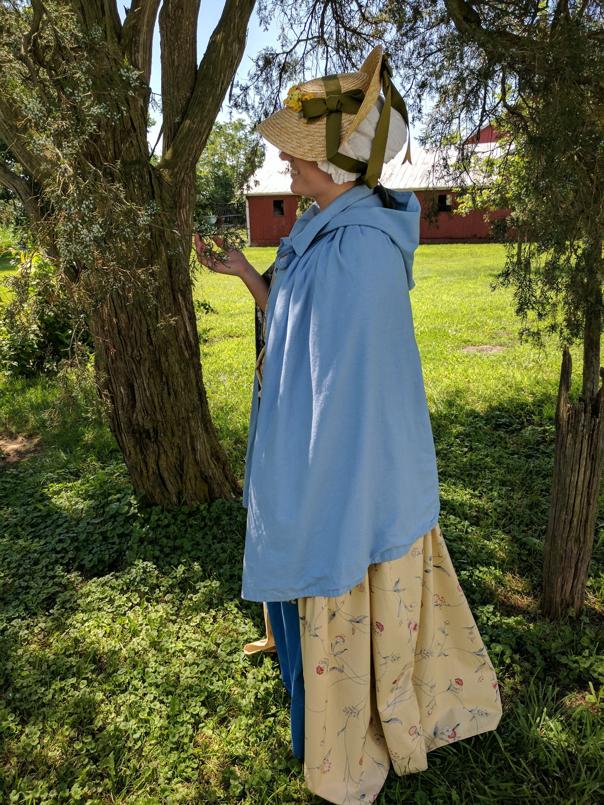 Colonial Clothing -