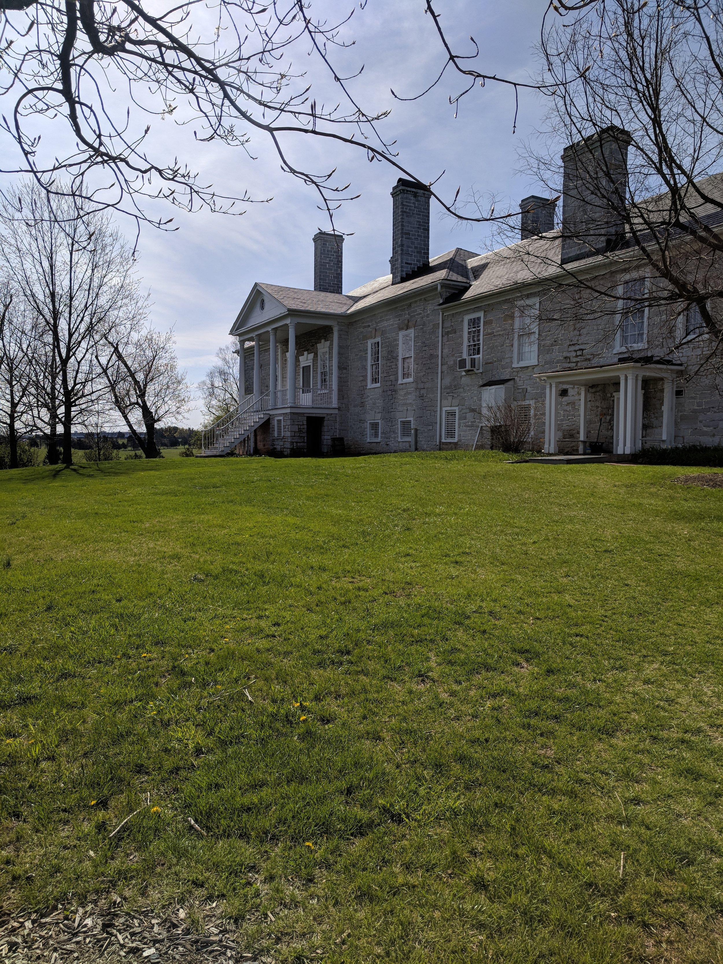 Belle Grove Plantation -