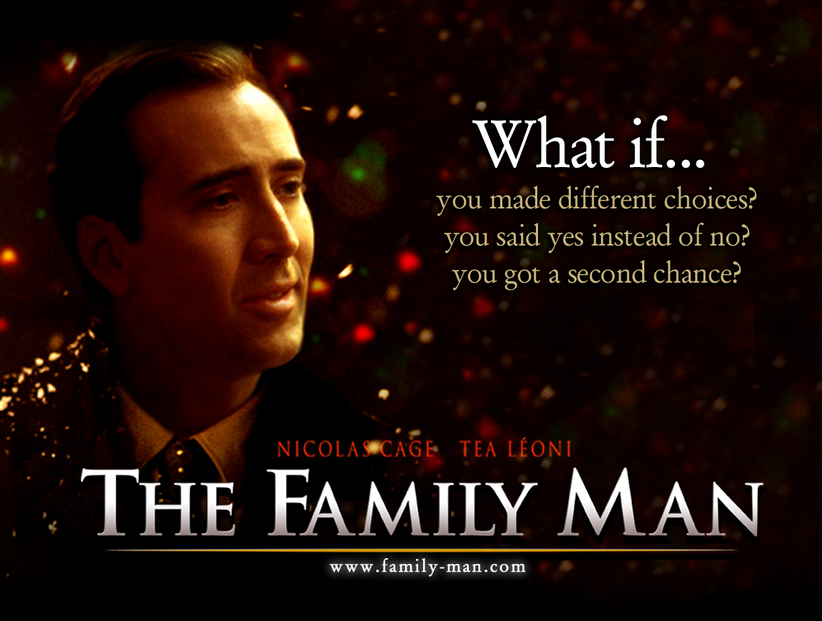 The Family Man; Holiday Movie Lessons — Davidson Consulting & Coaching
