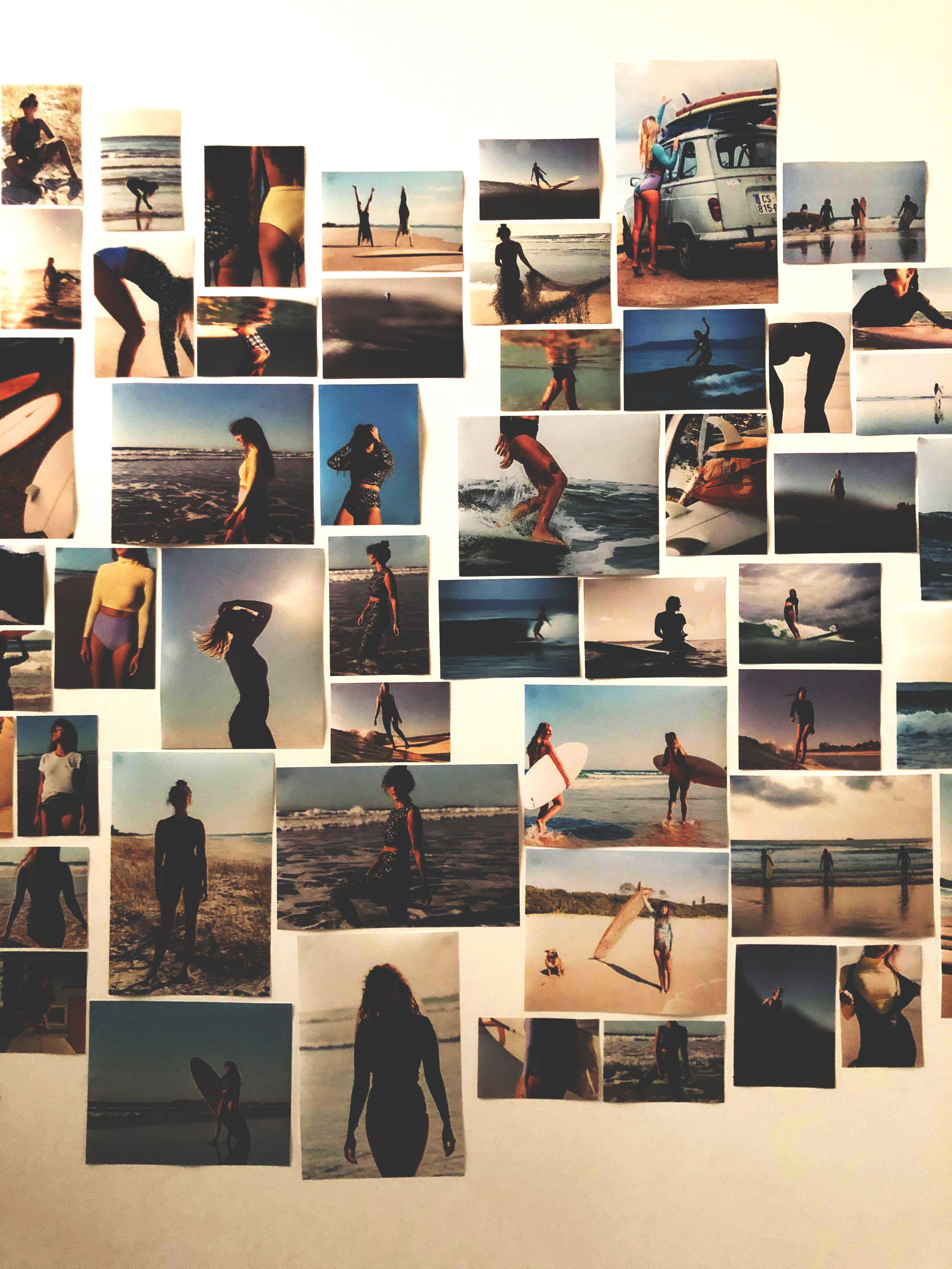 Women Surfers Atmosea Australia Surf Event