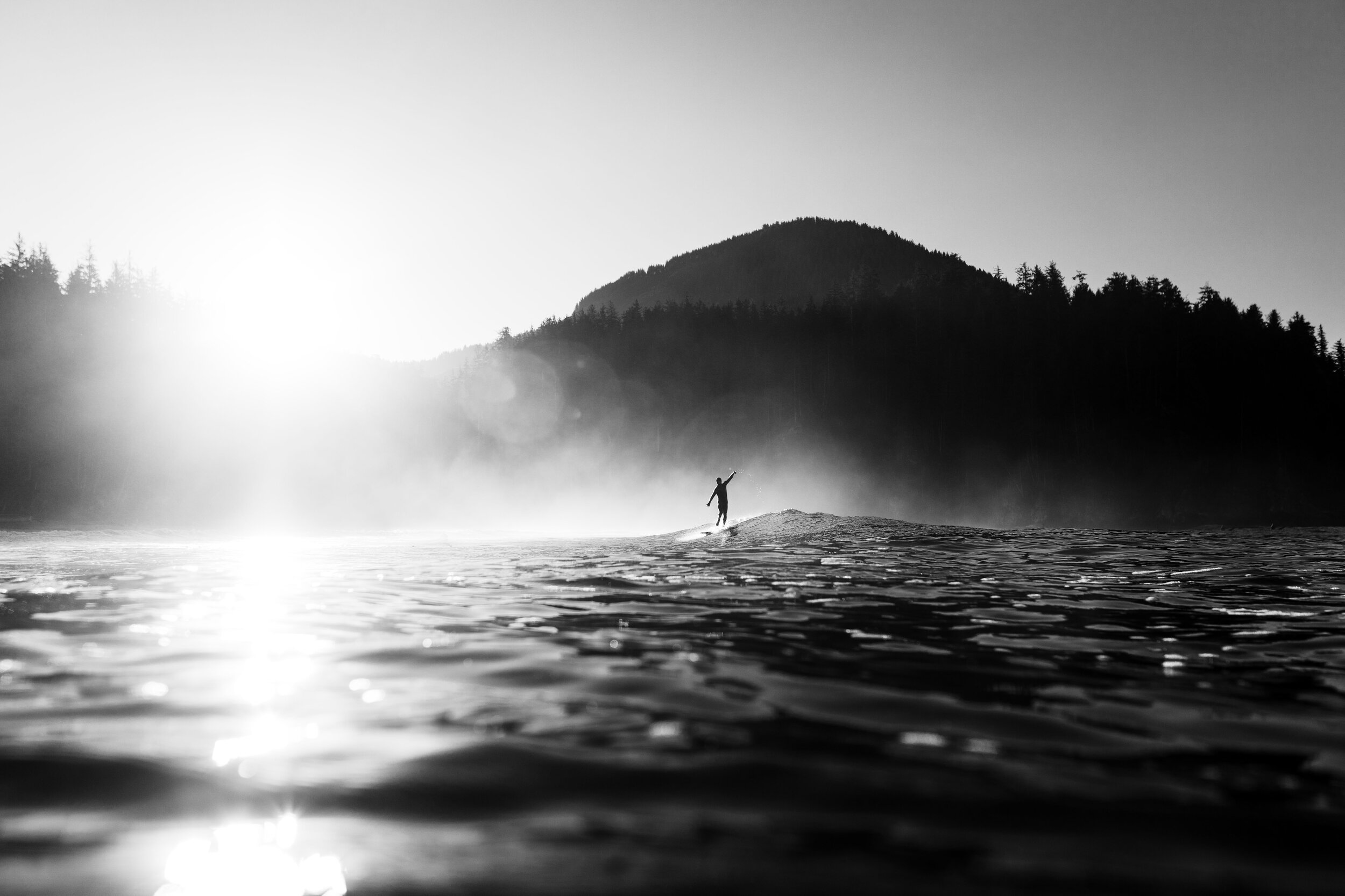 Photo by professional water photographer Rita Goldfarb who will be joining us in Tofino for a water shoot