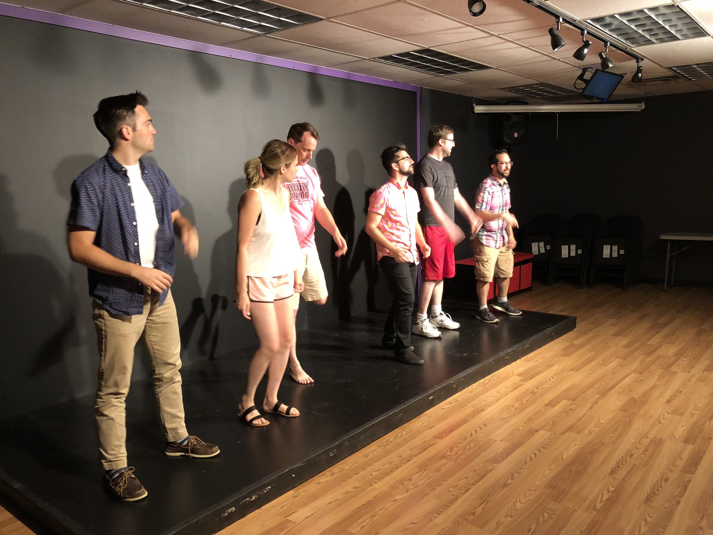 CSz Level 2_Improv_ComedySportz