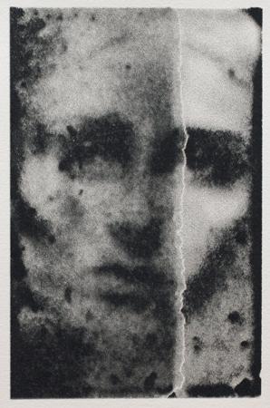 "Amanda Clyne, ""Missed, part 2"", screenprint, 2013"
