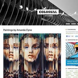 Colossal Blog