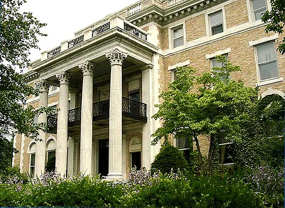 William-Butler House; credit: Buffalo as an Architectural Museum