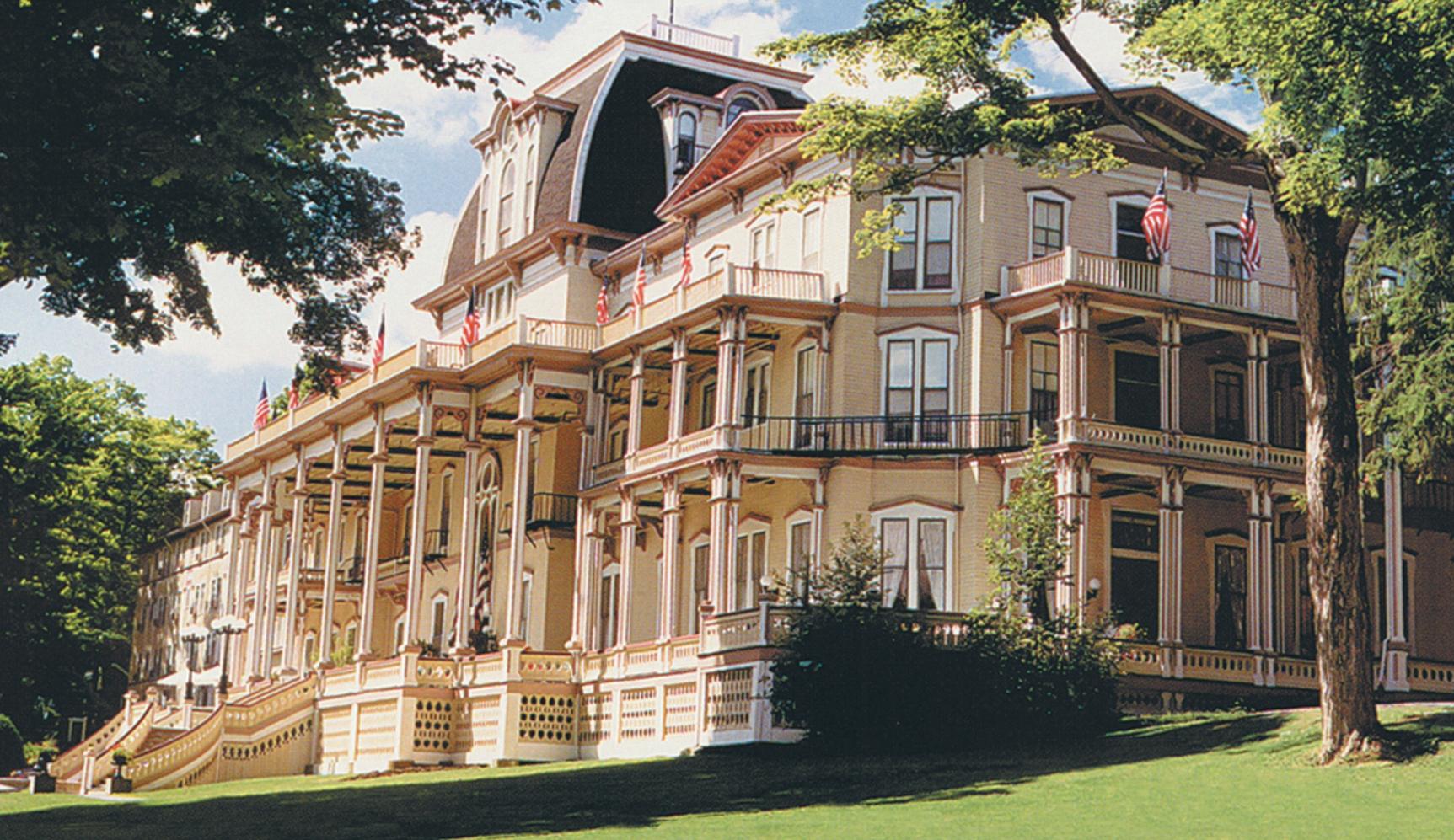 The Chautauqua Institution; credit: Chautauqua Institution