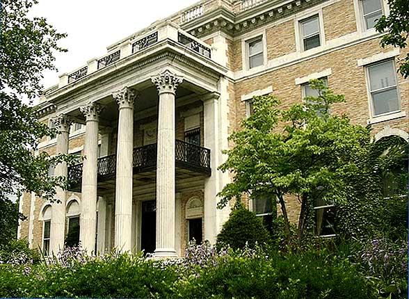 Butler Mansion