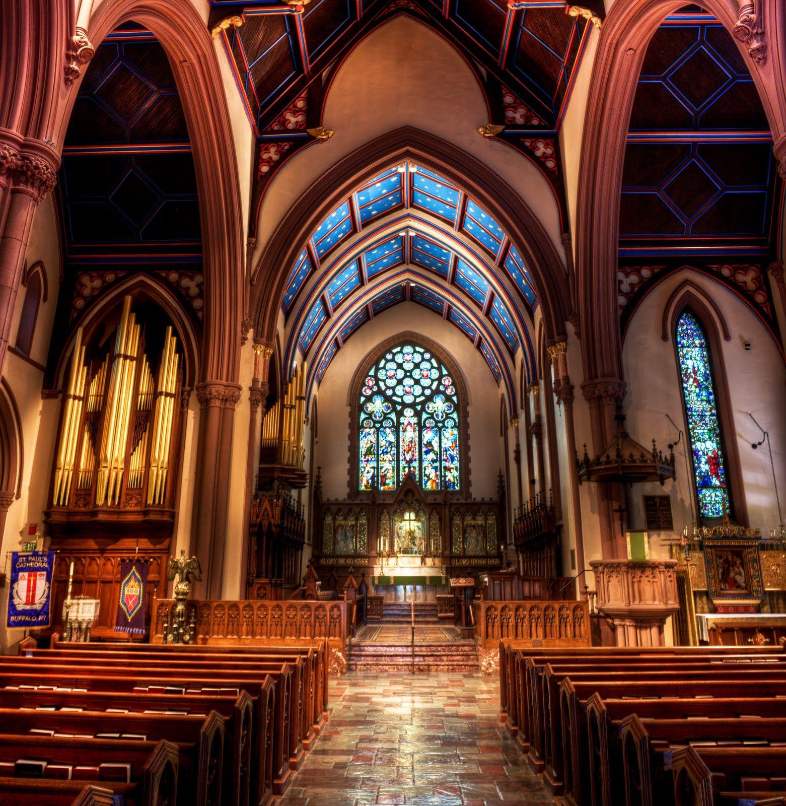 St. Paul's Cathedral - Hope Jones, Schlicker