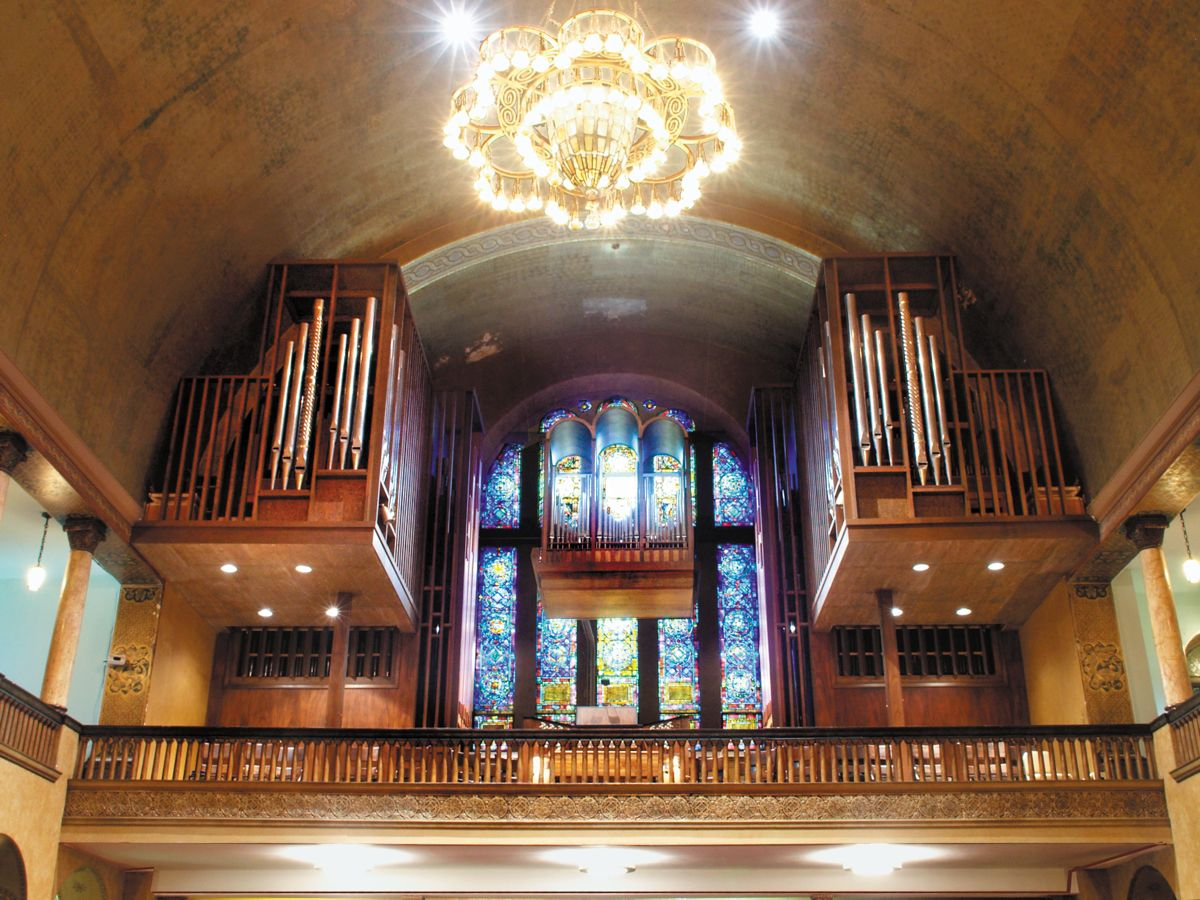 First Presbyterian Church - Noehren