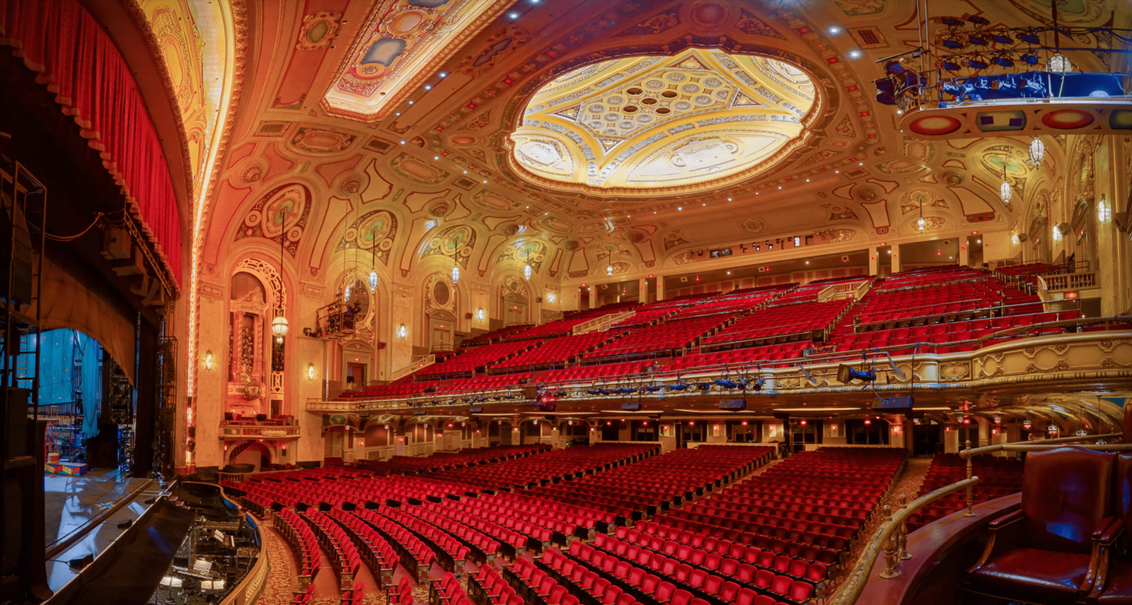 Shea's Performing Arts Center - Wurlitzer Theater Organ