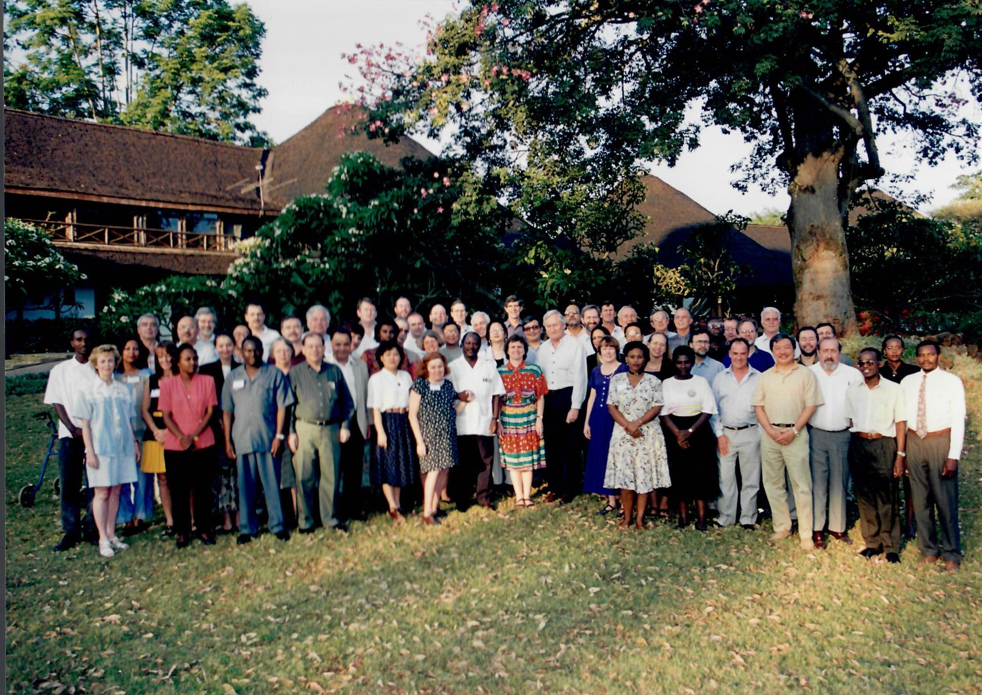 WFP Staff Retreat in Kenya (1997)