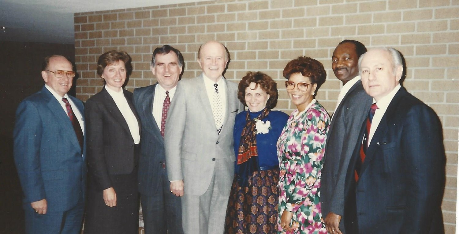 USDA Food and Nutrition Service Regional Directors (1991)