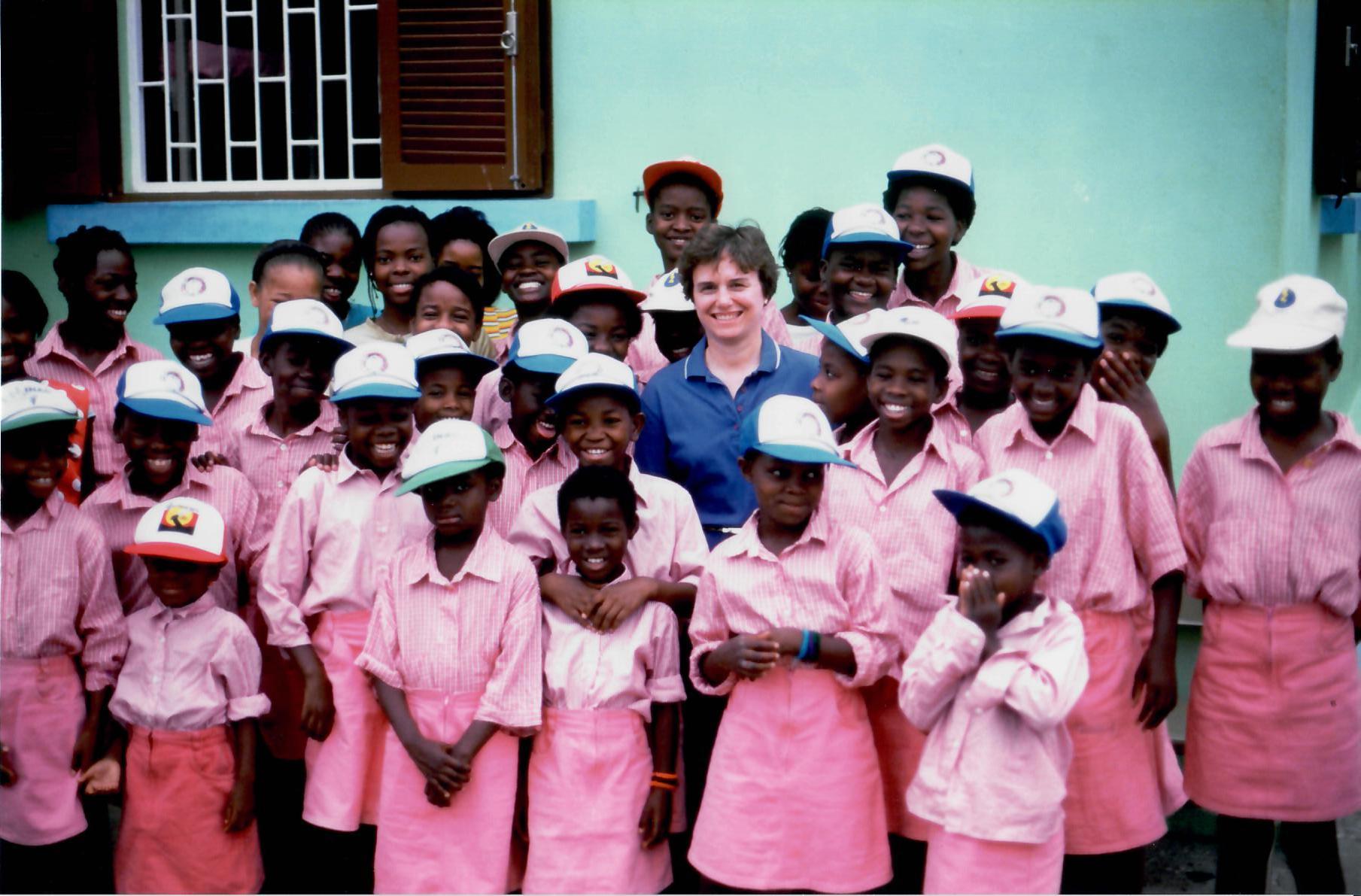 Angola Girls' School (1996)