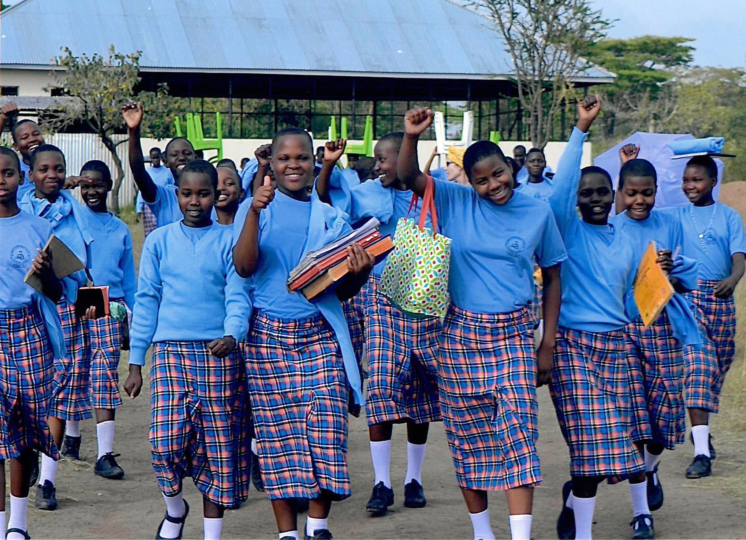 Kitenga School for Girls - Tanzania (2017)