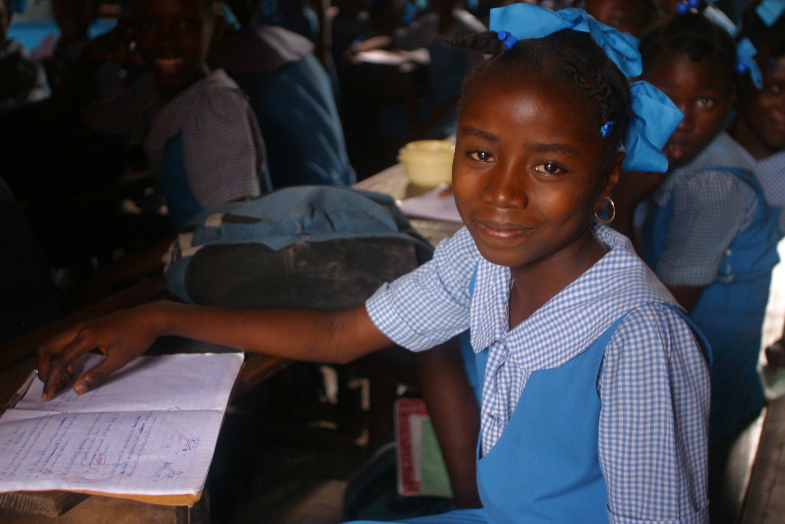 Haiti 2004 (Photo by Tom Haskell)