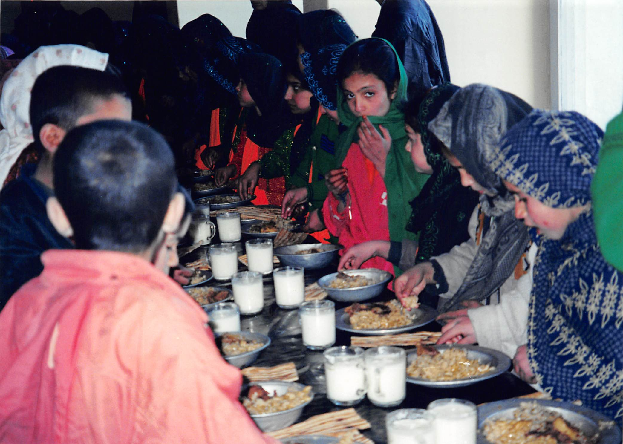 Afghanistan 2002 (Photo by Gawaher Atif)