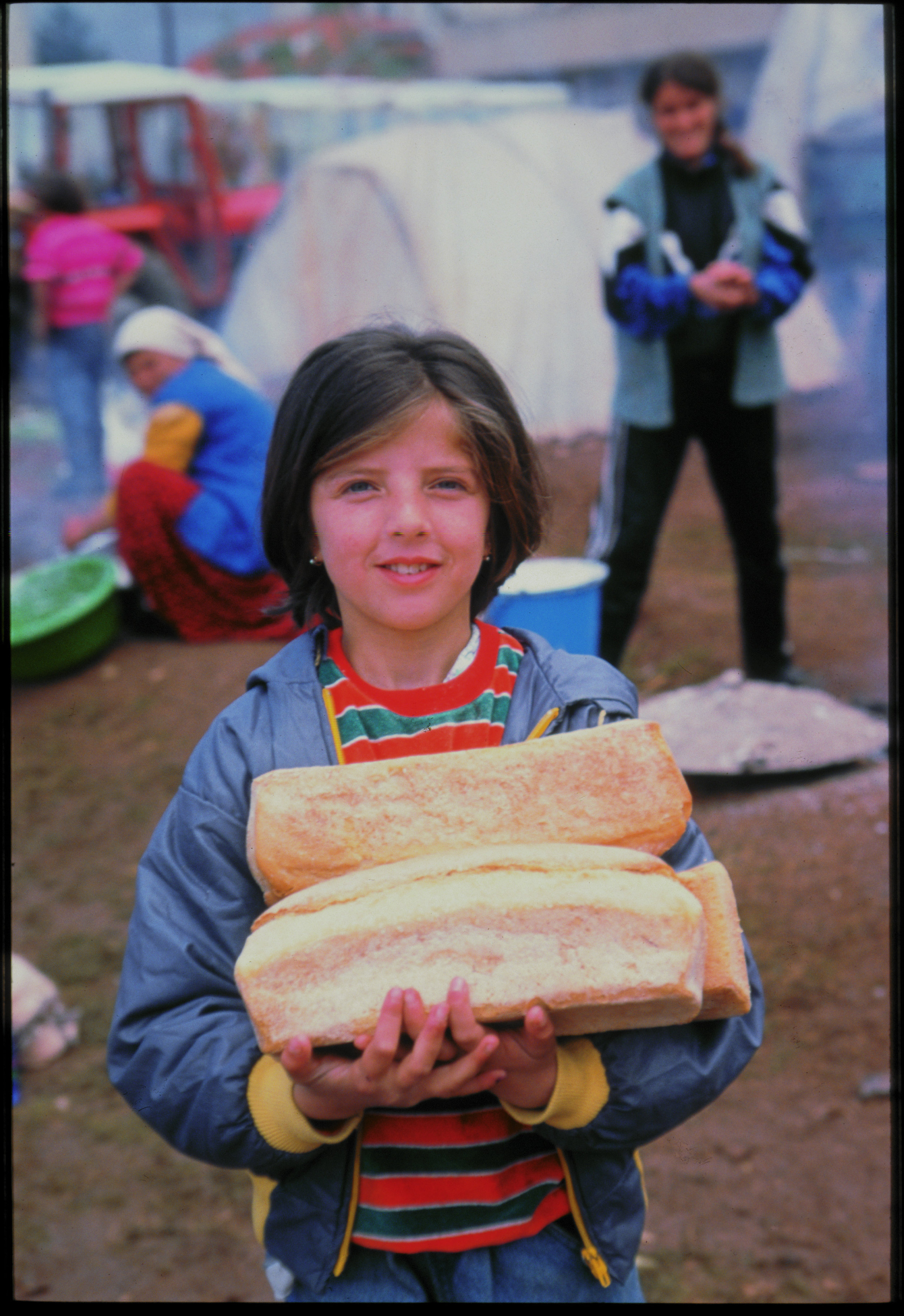 Kosovo 1999 (Photo by Tom Haskell)
