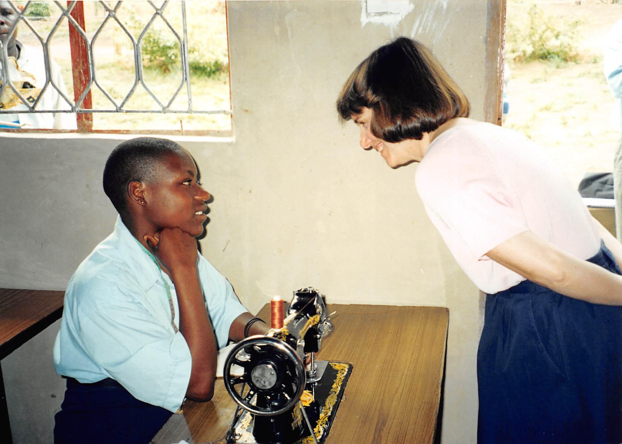 Uganda 2002 (Photo by Gawaher Atif)
