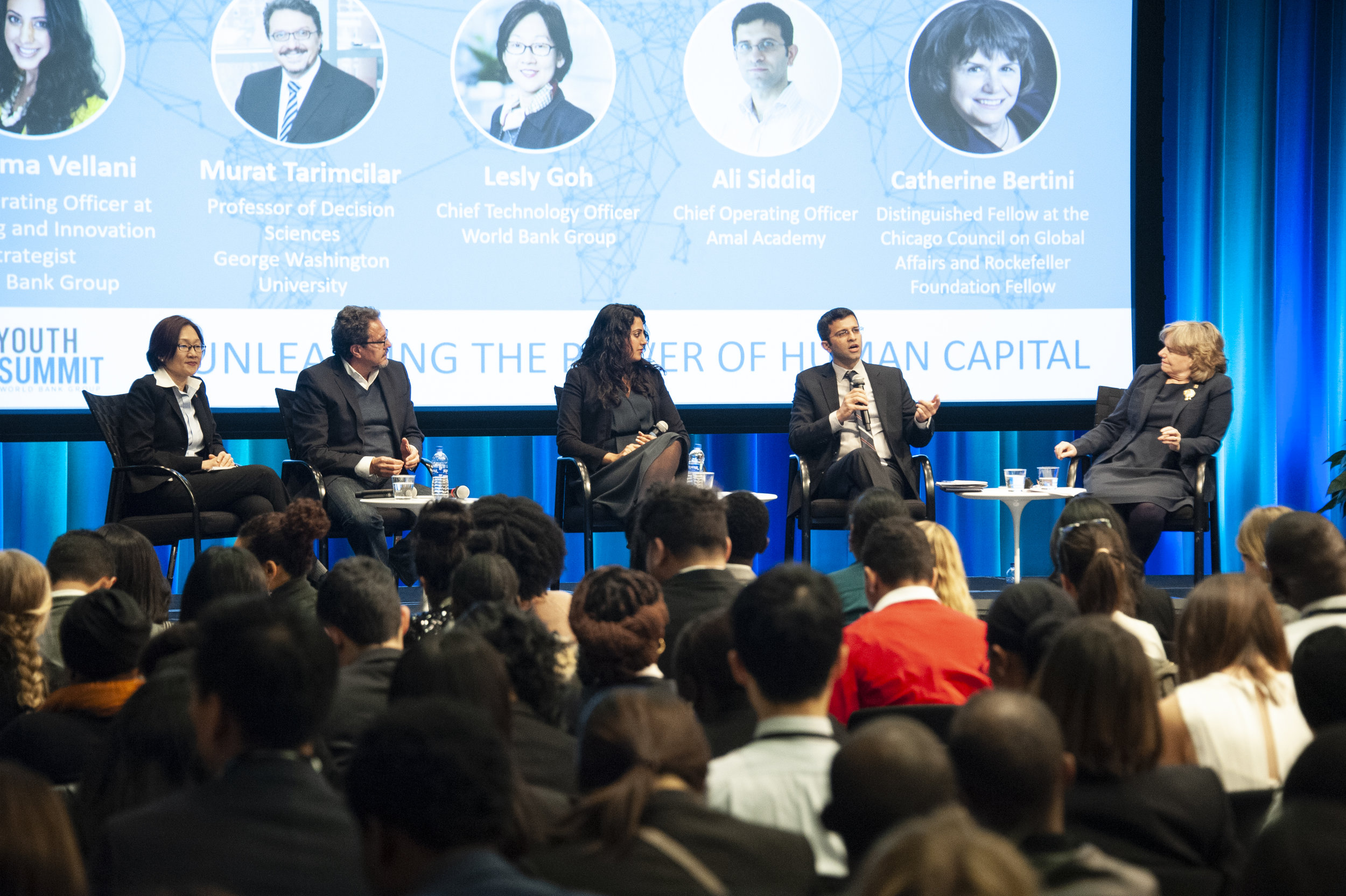 Chicago Council on Global Affairs Symposium, Washington DC 2018