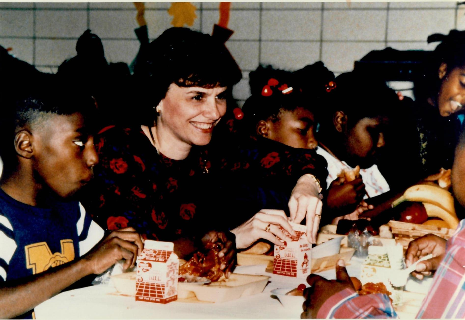 USDA School Lunch Program