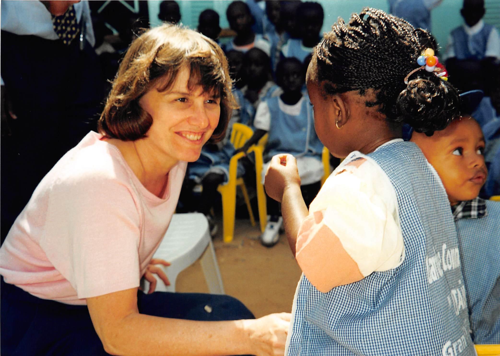 Executive Director 1992-2002 — Catherine Bertini