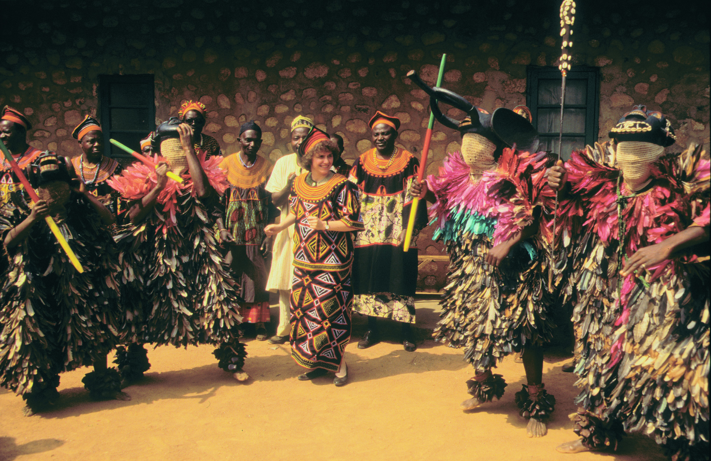 Cameroon 1995 (Photo by Tom Haskell)