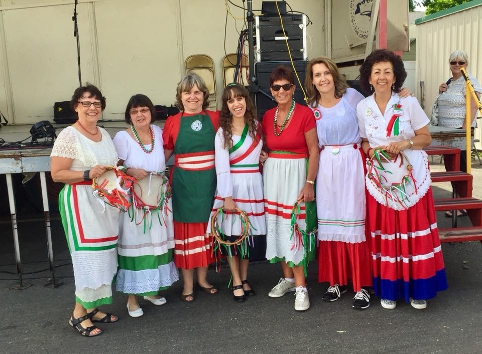 Tarantella Dancers – St. Anthony's Day – Cortland, NY (2018)