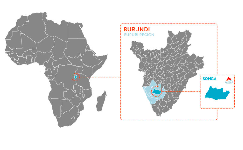 SINCE 2009, WE HAVE FOCUSED ON BRINGING CLEAN WATER AND TRANSFORMATIVE CHANGE TO BURUNDI. ONE VILLAGE AT A TIME.