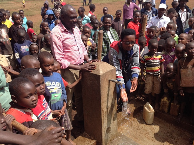 June 14, 2019. The water system was officially handed over to the community. Water is available for free to all people regardless of the person's tribe or religion. Learn more about the Gazelle Foundation follow us on  instagram  or  facebook .