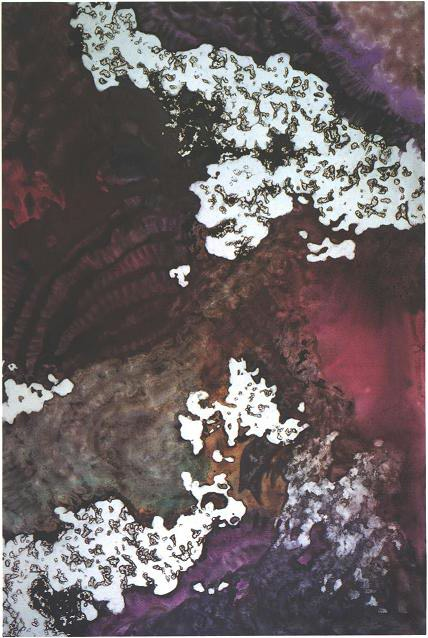 """Snow Drifting"", Glacier Garden Series."