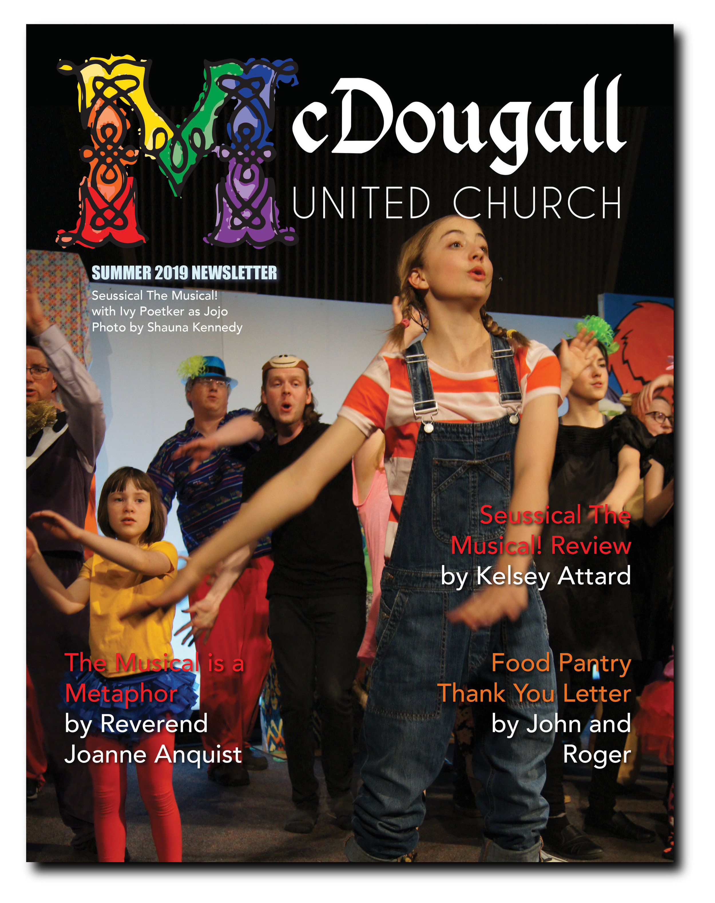 Download the Summer Newsletter here… - CLICK HERE to download the latest McDougall Newsletter.