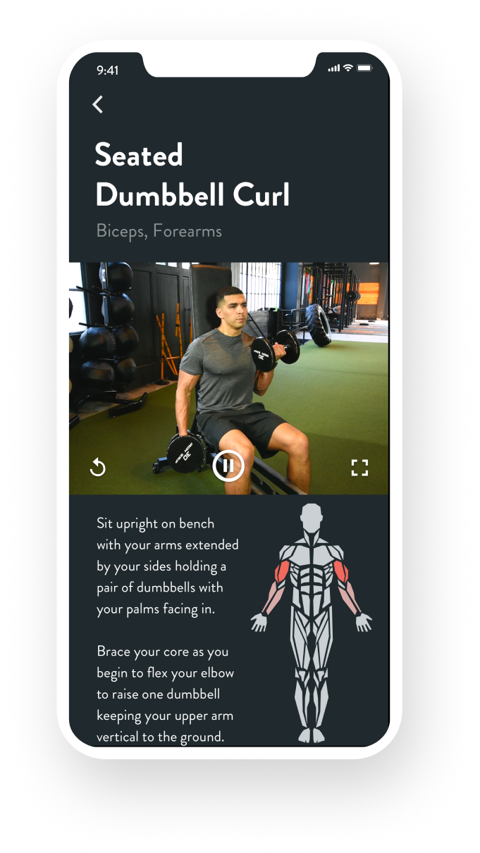 Learn the most effective strength exericses with HD Videos - Fitbod keeps your gym sessions fresh and fun by mixing up your workouts with new exercises and maximizing the use of your available equipment.