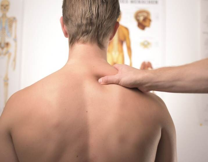 Seek a physio, chiro, or massage therapist to aid in recovery