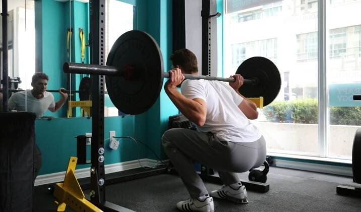 Strength training  is a type of physical exercise to build size and strength for performance reasons