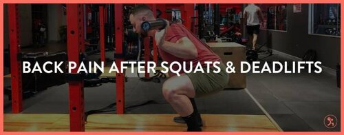 What To Do When You Get A Sore Back After Squats & Deadlifts — Fitbod