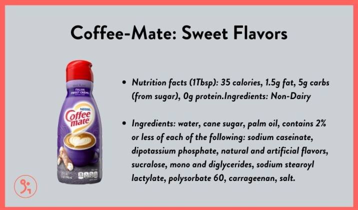 7 Best Coffee Creamers For Weight Loss Plus 3 To Avoid Fitbod