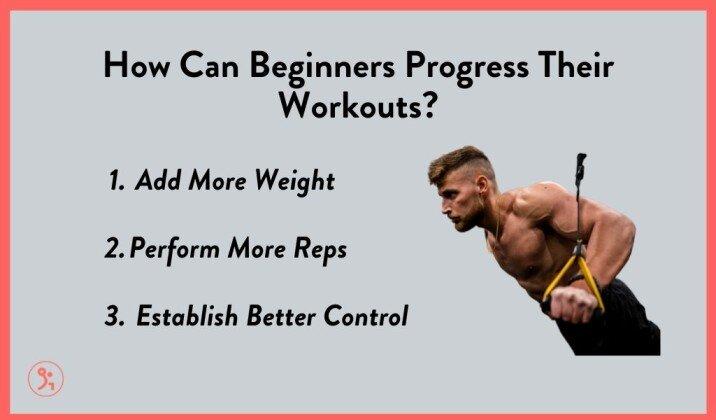 How can beginners progress their workouts.jpg