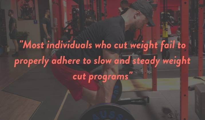 must adhere to proper strength training proram while cutting.jpg