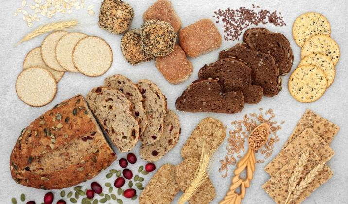 Whole grain bread and crackers.jpg