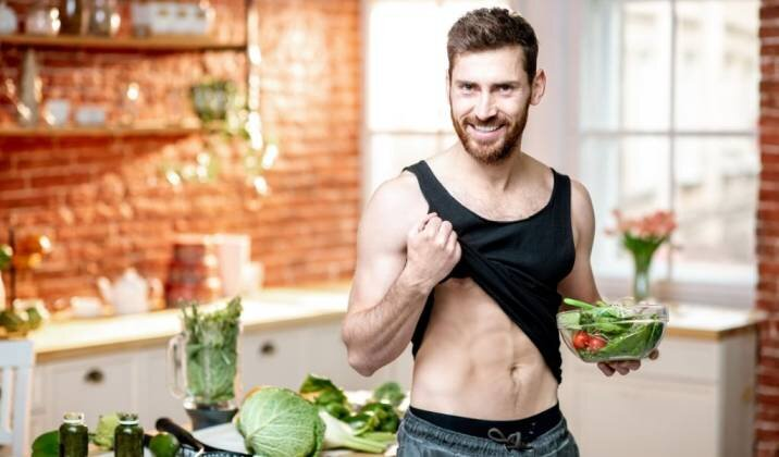 Abs Are Made In The Gym And Revealed In The Kitchen.jpg