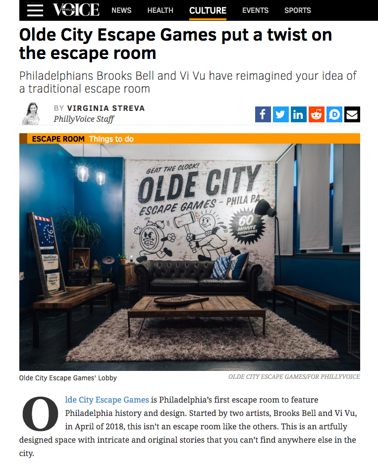 Olde City Escape Games on PhillyVoice.jpg