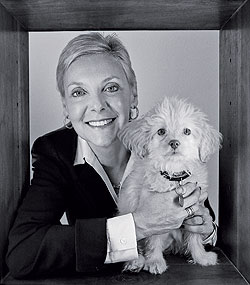 Paula Fasseas, Founder & CEO of PAWS Chicago